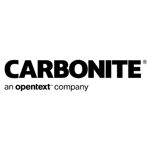 Carbonite, Data Protection, Disaster recovery